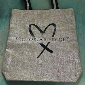 Victoria's Secret sparkly bag